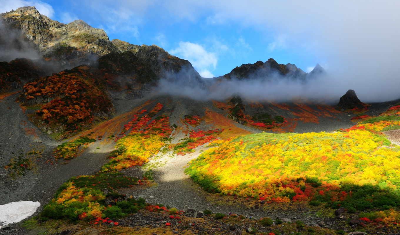 природа, china, июнь, landscape, горы,