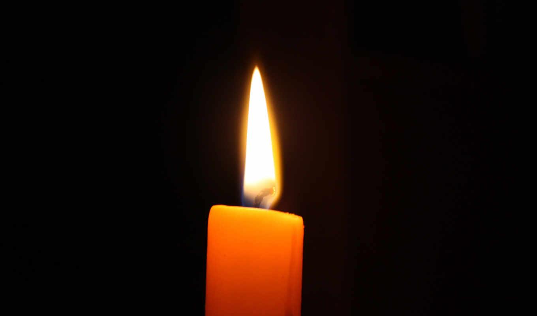 свеча, спокойствие, ночь, тишина, код,