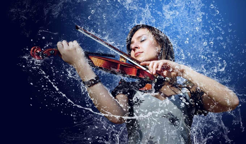 devushka, скрипка, скрипкой, страницу, devushki,
