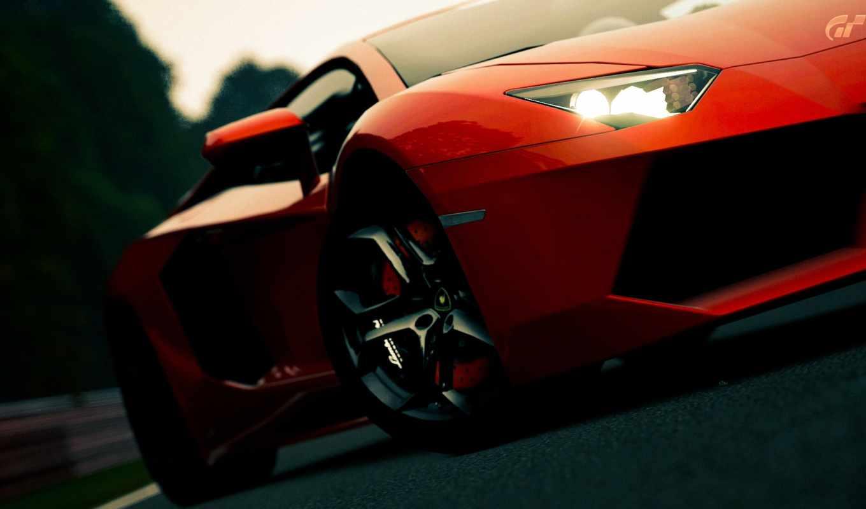 lamborghini, aventador, cars, games, supercars, video, фото, angle, трек, wheels,
