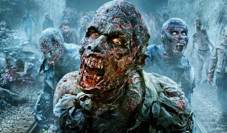 смерть, dead, зомби, fantasy, заставки, living, страница, серия, фоны, тенденции,