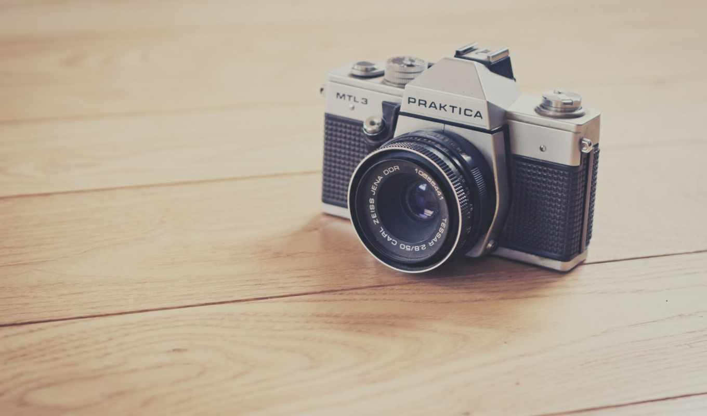 фотоаппарат, Praktica