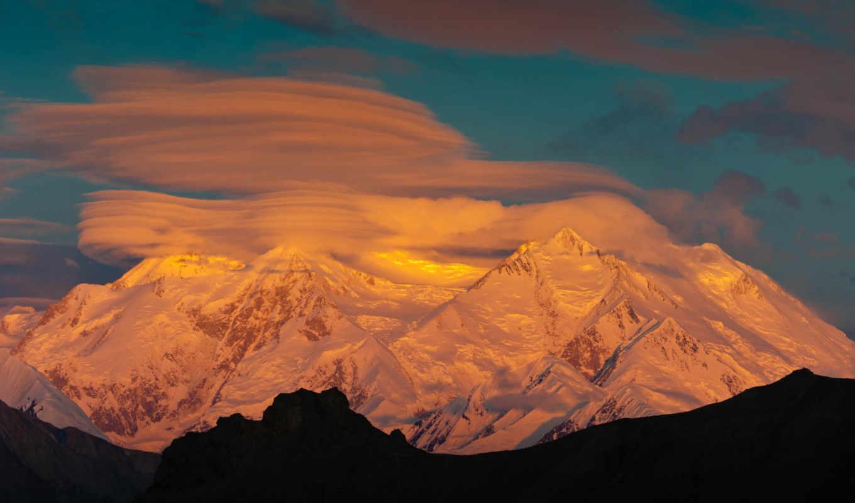 пейзажи, природа, горы, от, картинка, часть,