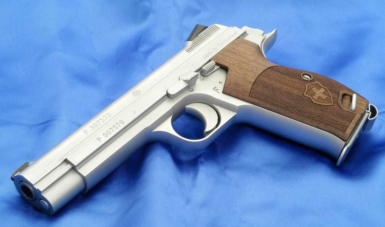 пистолет, синий, швейцарский, картинка, sig, картинку, nill,