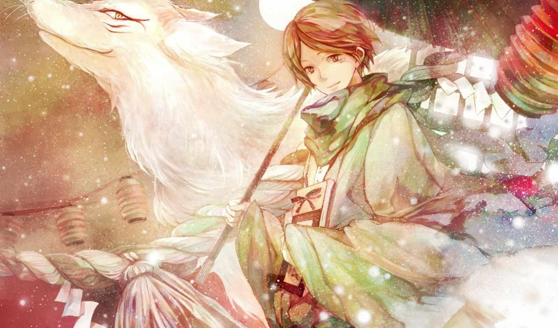 notebook, anime, дружбы, natsume, нацумэ, yuujinchou, art,