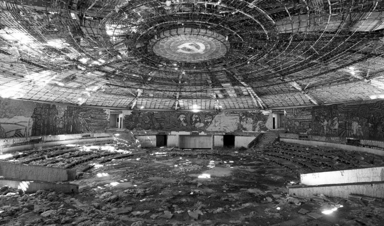ссср, hall, abandoned, разруха,