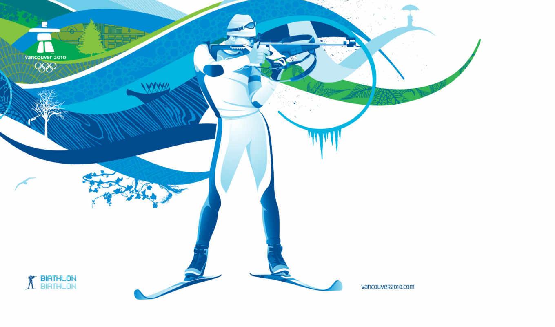 биатлон, спорт, ванкувер, олимпиада,