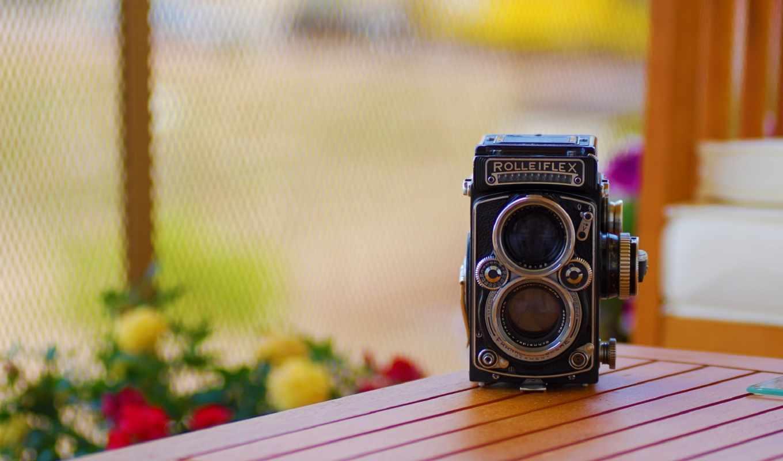 фотоаппарат, full, vintage,
