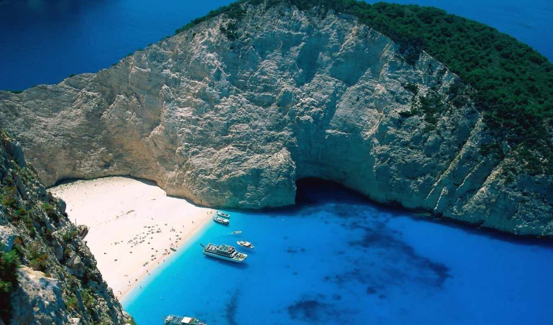 greece, oir, остров, закинф