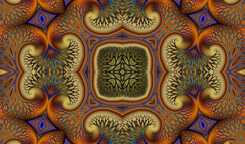 fractal, графика, заставки, фракталы,
