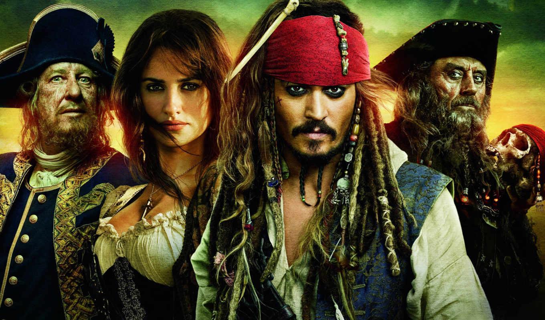 пираты, карибского, моря, filme, pirates, комментарий, сниматься,