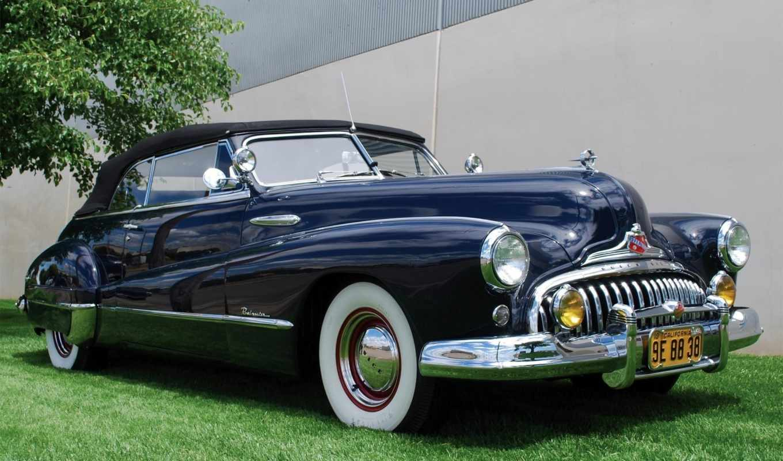 classic, car, cars, ipad, vintage, buick, download, авто, convertible, new, roadmaster,