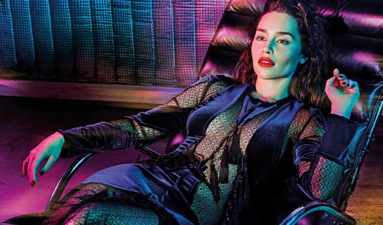 emilia, clarke, esquire, magazine, ук, british, sexiest, hunter, женщина,