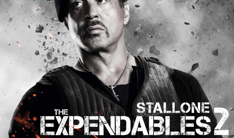 неудержимые, sylvester, stallone, expendables, filme,
