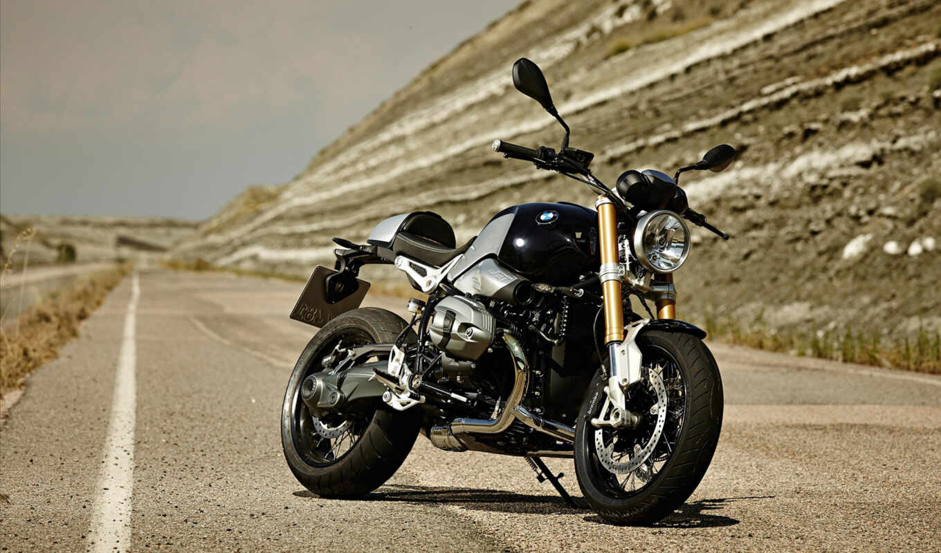 bmw, ninet, мотоцикл, nine, motorrad, design, that,