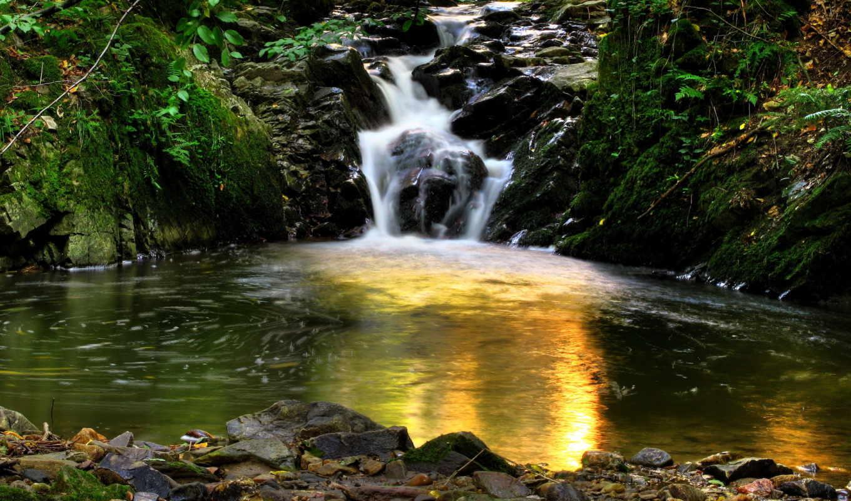 водопады, природа, водопад, багамские, пёхларн, кляйн, острова, парки,