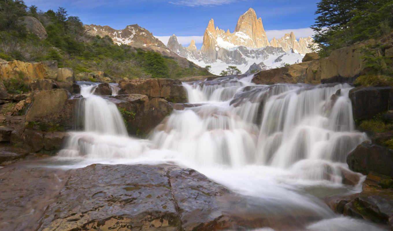 водопад горы  № 2560930 без смс