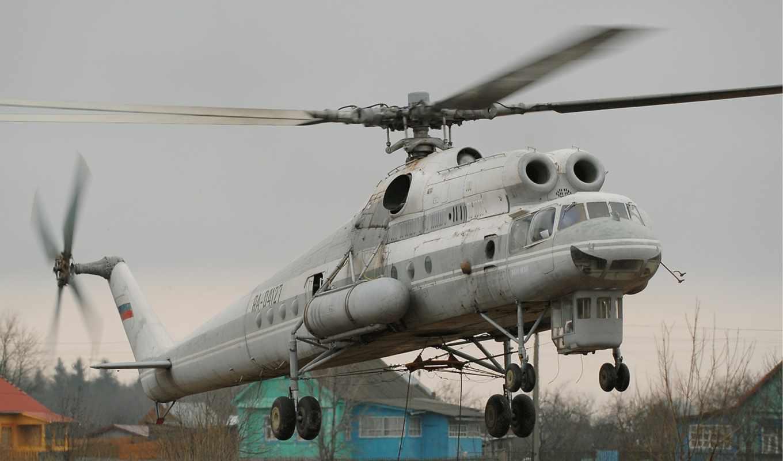 полет, года, ми, транспорт, вертолет, crane, вертолета, initial,