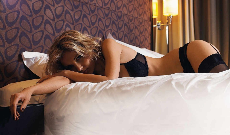girls, девушка, категория, кровати, красивых,