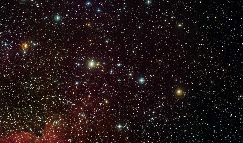звезды, газ, вселенная, скопления, космос, живописи, fondos, foto, hubble,