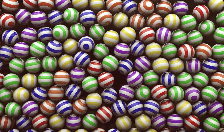 шары, multicolor,