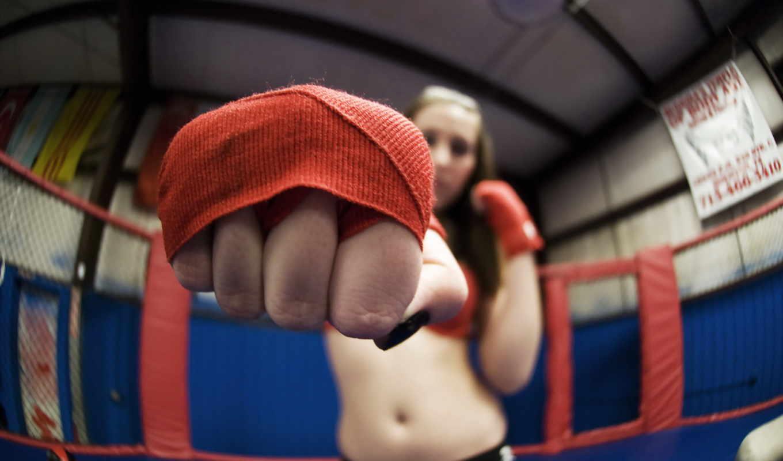спорт, девушка, тренировочный,