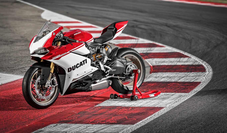 ducati, panigale, anniversario, motorcycles, new, июл, world,