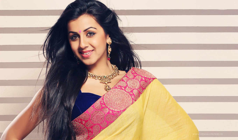 saree, девушка, galrani, nikki, new, indian, girls, актриса,