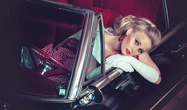 hertzsch, markus, фотограф, красивый, shirokoformatnyi, авто, девушка, lip, смотреть, макияж
