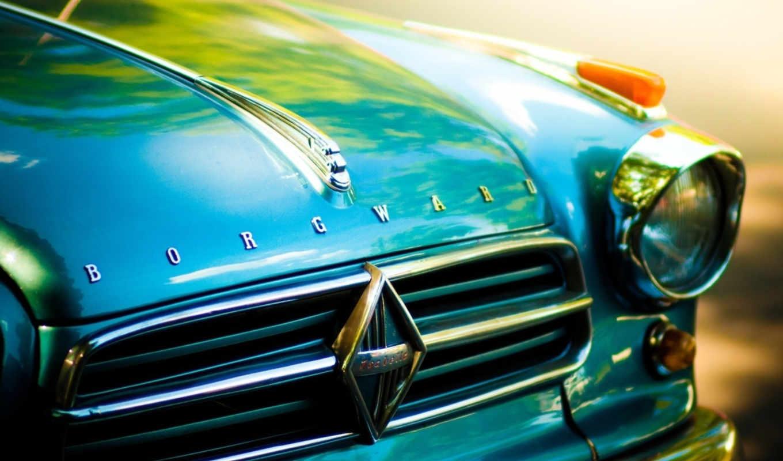 borgward, автомобиль, старину, под,