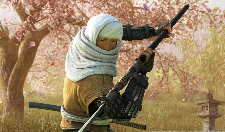 shogun, war, total, мужчина,