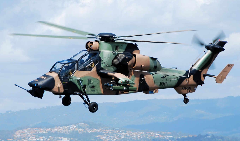 eurocopter, тигр, вертолет, shock, вертолетов, войне, новой, готовится, german,