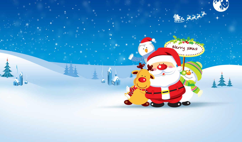 новый, год, christmas, merry, мороз, дед, free, کریسمس, зима, картинка, санта, powerpoint, templates, holiday, xmas,