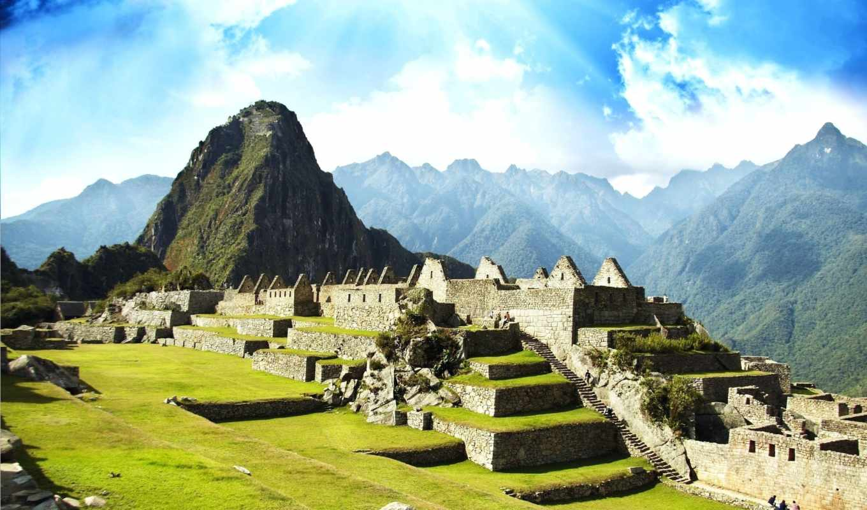 peru, machu, пикчу, город, старинный, picchu, civilization,