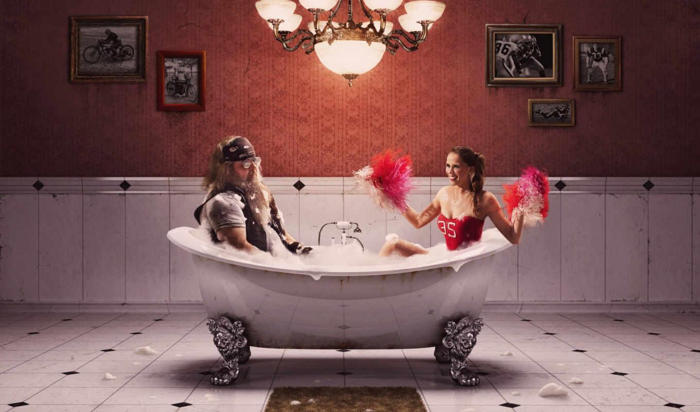 необыкновенная ванна бесплатно