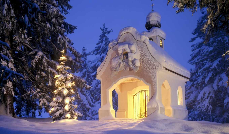 winter, снег, разделе, christmas,