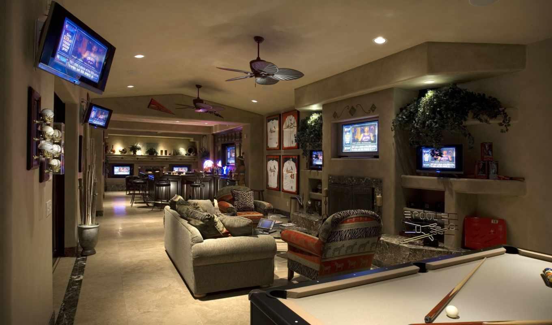 game, комната, bar, бильярдный, интерьер, бассейн, игровая, столик, комната, kartinka,