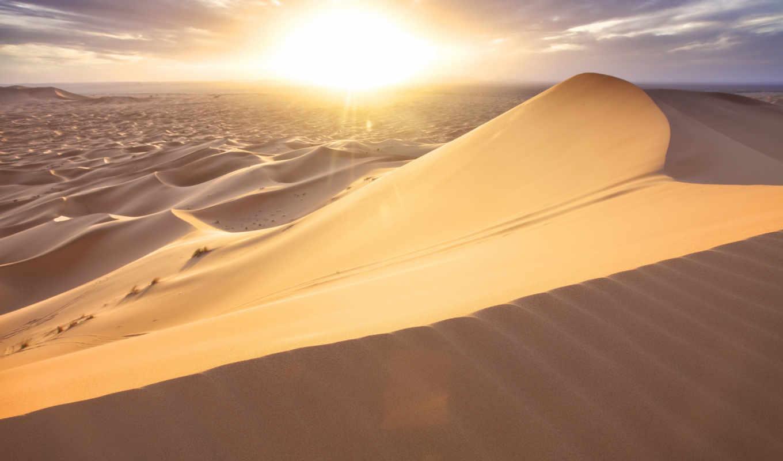 дюны, morocco, пески, пустыня, разных,