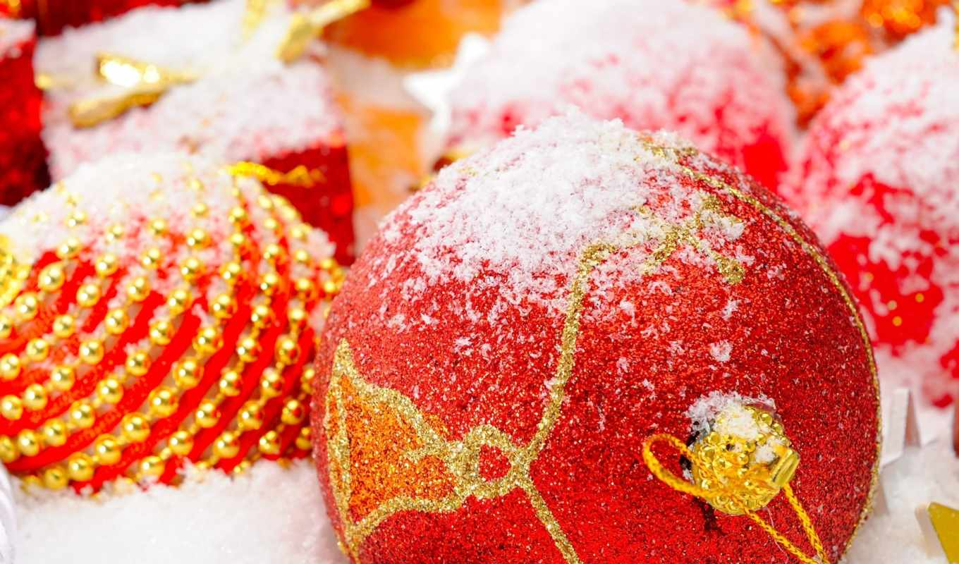 christmas, globe, red, year, snow, over, ago,