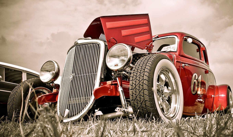 ретро, авто, car, красивые, vintage, широкоформатные, hot, машина, gtr, дата,