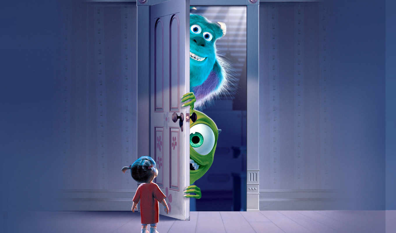 inc, monsters, boo, mike, wazowski, мэри, monster, james,