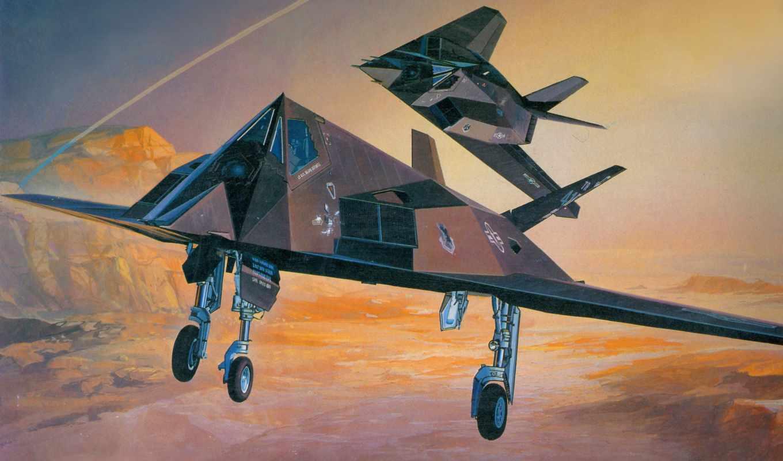 самолёт, модель, modeler, невидимка, наличии, модели, сборная, stealth, американский, товар, sb,