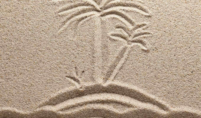 песок, side, море, duvar, пляж, площадь, гиря
