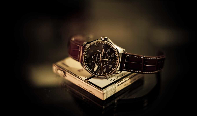 watch, hour