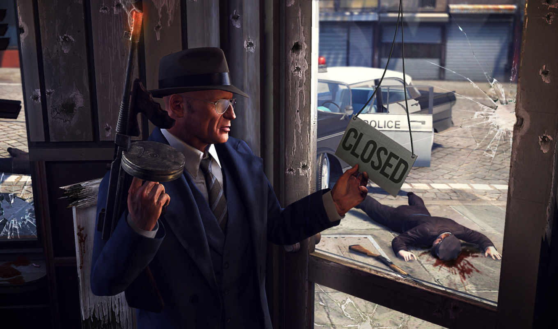 mafia, closed, автомат, just, бандит, кровь, vendetta, jimmy,