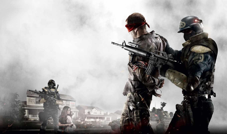 игры, homefront, army, игра,