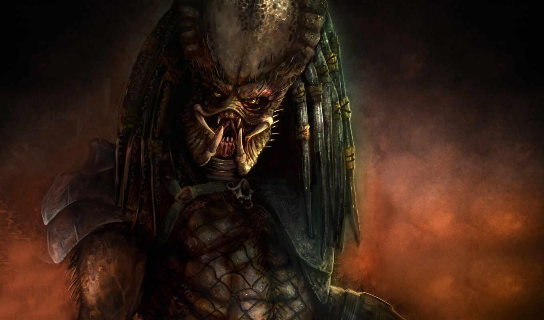 predator, about,