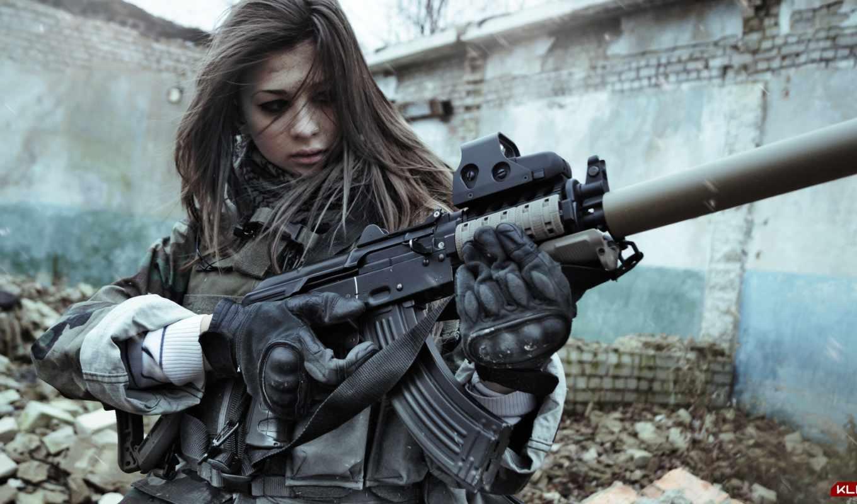 devushki, оружие, war, красивая, свет, killgore, klgr,