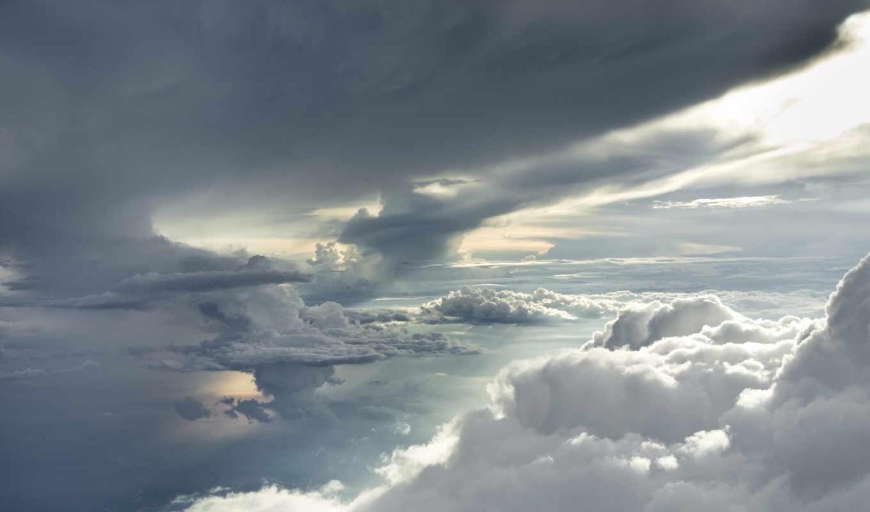 облака, небо, тучи, природа, картинку, смотрите, картинка, кнопкой, правой,