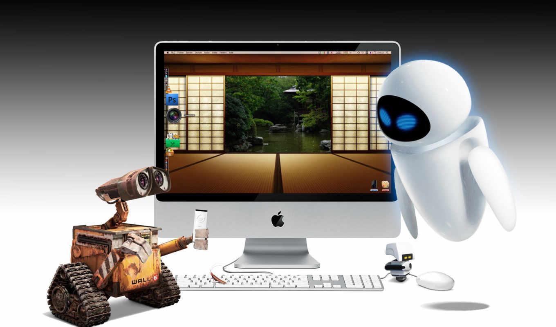 стена, eva, mail, году, pixar, fond, elbrusoid, валл, сниматься, изображение,